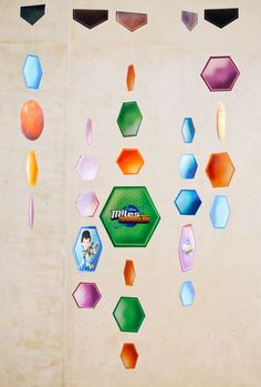 Thanks to HP® for sponsoring this article. This Miles from Tomorrowland printable hanging mobile is easy to print and assemble to help decorate your little one's birthday party.