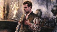 El nuevo rostro de Cervantes. - http://www.actualidadliteratura.com/26953-2/