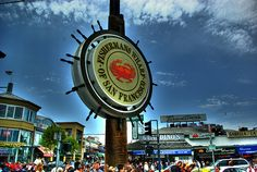 San Francisco Fisherman's Wharf by footloosiety, via Flickr>>> I Love this place -do you??
