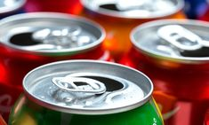 Two sodas a day double the risk of heart disease, study finds | Daily Mail Online