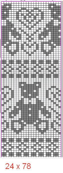 20 ideas knitting fair isle chart christmas stockings charts christmas charts f Fair Isle Knitting Patterns, Fair Isle Pattern, Knitting Charts, Knitting Stitches, Fair Isle Chart, Love Knitting, Double Knitting, Vintage Knitting, Hand Knitting
