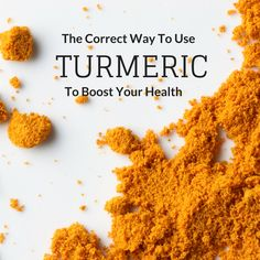 Easily bring your meals to new healthy heights with a sprinkle of fresh turmeric, a super spice, that helps wipe away inflammation.  Follow these easy cooking tips to make sure you are using it the correct way to boost your health. (TheHealthMindeed.com) #health