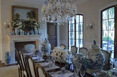 A dining room, a dream and two years of patience.... - The Enchanted Home