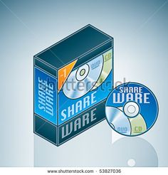 SHAREWARE is usually software that is distributed for free on a trial basis. It can be shared without violation of any laws.