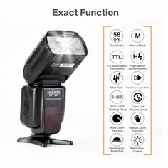 79.03$  Know more - http://aihxv.worlditems.win/all/product.php?id=32804851963 - KF885 TTL High Speed Flash Speedlite for Nikon D750 D7000 D800 D610 D600 D800E D7100 D7200 D5200 D5300 for Canon free shipping
