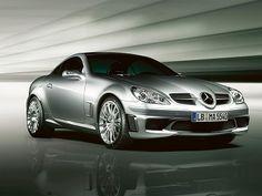 Mercedes-Benz-SLK55AMG