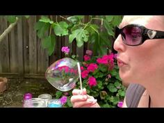 How to Make Bubbles - the Best Homemade Bubble Solution Homemade Bubble Solution, Homemade Bubbles, Bubble Mixture, Fun Crafts, Crafts For Kids, How To Make Bubbles, Bubble Wands, Blowing Bubbles, The Last Picture Show