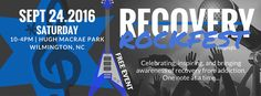 Recovery RockFest 2016 Invades Wilmington