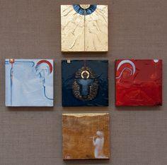 by Sviatoslav Vladyka (Ukraine) ___Nativity panels Byzantine Icons, Byzantine Art, Images Of Mary, Biblical Art, Spirited Art, Orthodox Icons, Sacred Art, Christian Art, Religious Art