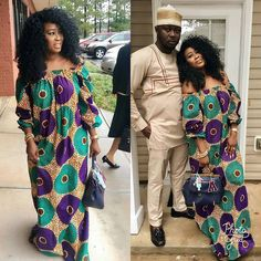 ouplecrush ❤❤❤ looking stunning in ANIKE dress Issa Record baby😍😘 modern african fashion that looks fab . Image may contain: 3 people African Fashion Ankara, Latest African Fashion Dresses, African Print Fashion, African Wear, African Attire, African Print Dresses, African Dresses For Women, African Women, Look Fashion