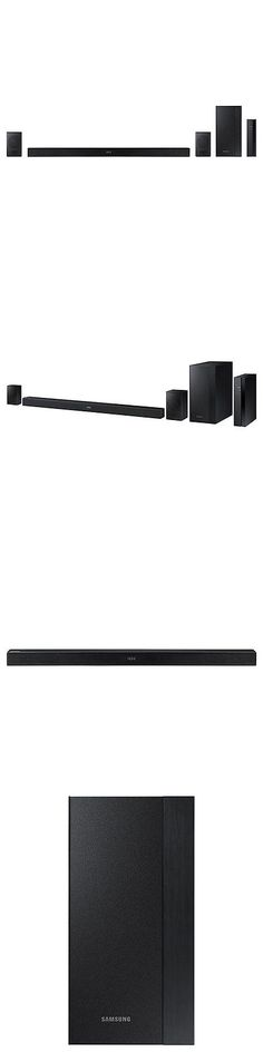 Home Speakers and Subwoofers: Samsung Hw-K470 Za 4.1 Channel 460W Wireless Audio Soundbar -> BUY IT NOW ONLY: $280 on eBay!