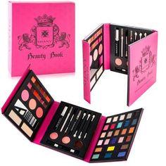 Kids Makeup, Makeup For Teens, Teen Makeup, Cheap Makeup, Makeup Kit For Kids, Mode Kawaii, Cosmetic Kit, Makeup Gift Sets, Makeup Box