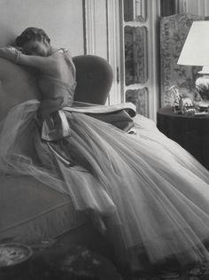 1950.Paris. Jean Patchett, Vogue