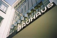 House of the Bauhaus.