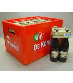 De Koninck Triple d'Anvers full crate 24 x 33 cl