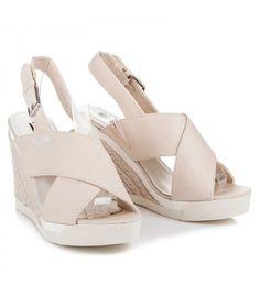 8f0b1f892122 Sandále lodičky s mašličkou 5055-36OR