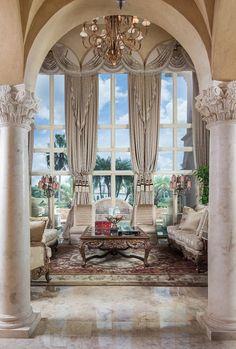 Luxury interior design ✿⊱╮