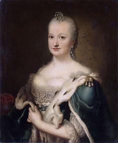 Mariana Victoria de Borbón y Farnesio (en portugués: Mariana Vitória de Bourbon e Farnese), (Madrid, 31 de marzo de 1718 - Lisboa, 15 de enero de 1781), apodada la Infanta-Reina, era hija mayor de Felipe V y de su esposa Isabel de Farnesio.