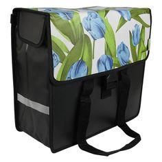 Beck Shopper - Tulips Blue