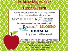 Lunch and Learn invite | Lunch & Learn | Pinterest | Lunches and ...