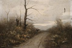 Find out more on Europeana National Gallery, More Images, Winter Landscape, Winter Wonderland, Snow, Painting, Outdoor, Art, Outdoors