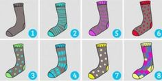 Los calcetines que llevas revelan ESTO sobre tu personalidad
