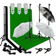 Kit de iluminacion continua, para iniciarse en la fotografia de estudio ahora con un 7% de descuento