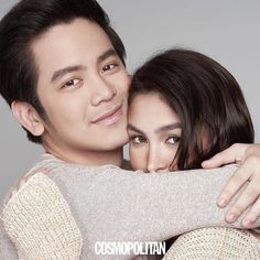 💚 We love you babas! National Hugging Day, Cosmopolitan, Cuddling, Philippines, Celebrity Couples, Love, Couple Photos, Instagram, Physical Intimacy