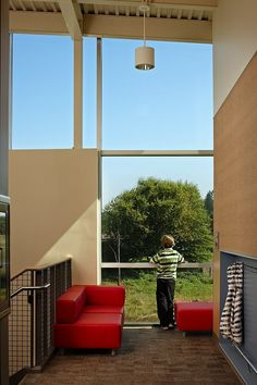 Riverview Elementary School by NAC Architecture