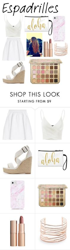 """""""Untitled #47"""" by xdhx16 ❤ liked on Polyvore featuring malo, Doublju, Charlotte Russe, Charlotte Tilbury and Alexis Bittar"""