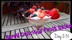 Berry Delicious Fruit Salad Recipe [DAY 231] ★https://www.youtube.com/watch?v=cFfOvzzI8HI&list=PLGRnDhMJALhGSPvJl_zKgtNg2YZPaYf1S&index=29  ★  I'm trying A NEW RECIPE OF Laura in the Kitchen EVERY DAY and sharing their conversions into the metric system, come and join me on my yummy challenge! :)