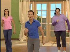 How To Low Weight Fast ? Stephanie Huckabee_ PowerFit - Day 1 Stephanie Huckabee Qualifications: Certified by AFAA. Yoga Videos, Workout Videos, Walking Videos, Free Weight Loss Programs, Leslie Sansone, Walking Exercise, Dance Exercise, Fat Smash Diet, Walking Plan