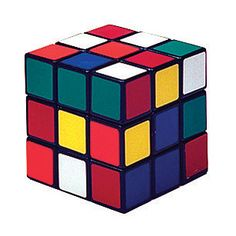 Rubik's Cube - History's Best Toys: All-TIME 100 Greatest Toys - TIME