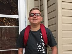 Less than an hour before the collapse that would lead to his death, 13-year-old Peyton West stood smiling on the front porch of his house.