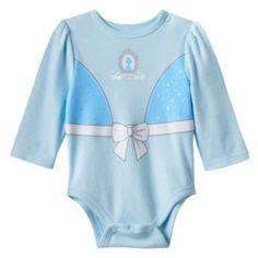 Disney's Cinderella Bodysuit - Baby Girl