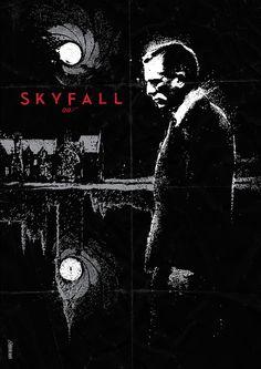 Skyfall By Daniel Norris - @Daniel Norris on Twitter