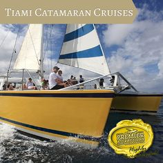 Tiami Catamaran Cruises - A proud member of Premier Attractions. Access special discounts when you book early at www.premierattractions.bb