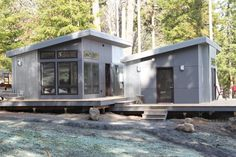 Someday, I will build a tiny house very much like this one.