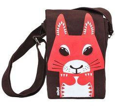 Squirrel - Shoulder Bag from TUSK homewares