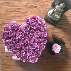 Rose, Flowers, Ideas, Lilac, Roses, Royal Icing Flowers, Florals, Flower, Bloemen