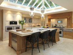 Charles Yorke Kitchen, view 2