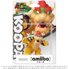 amiibo Super Mario Series Figure (Koopa)