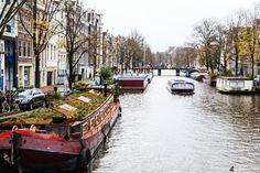 Tuve la oportunidad de hacer un viaje express con un grupo de amigas a Amsterdam.