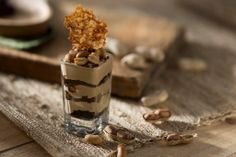 Seasons 52 is a wine bar & grill that offers fresh, seasonal restaurant dishes served in a casual and sophisticated atmosphere. Seasons 52, Restaurant Dishes, Bar Grill, Chocolate Lovers, Parfait, Peanut Butter, Sweet Tooth, Grilling, Sweet Treats