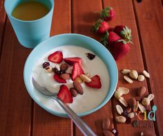 DIY yoghurt traditonal and thermocook methods via @kidgredients