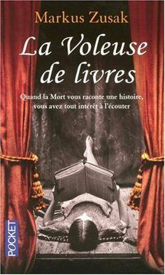 La Voleuse de livres - Markus Zusak - Le bouquin est superbe ! le film moins ..