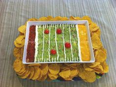 perfect for a football party!