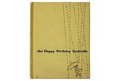 The  Happy  Birthday  Umbrella. I had this version growing up. It's a great story.