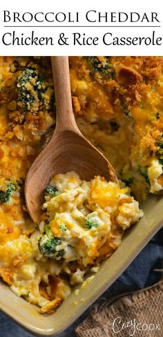 Chicken Broccoli Rice Casserole Chicken Broccoli Rice Casserole Broccoli Cheddar Chicken and Rice Casserole is an easy make ahead meal that you can assemble and bake another day! Your family will love the buttery, crunchy Ritz topping! Broccoli Cheddar Chicken, Chicken Broccoli Rice Casserole, Broccoli Meals, Casserole Dishes, Casserole Recipes, Cheesy Chicken Rice Casserole, Chicken Cassarole, Chicken Rice Bake, Casserole Ideas