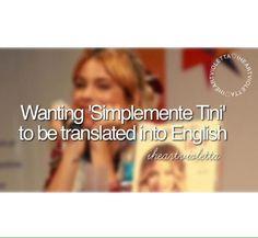 #SimplementeTini #TiniStoessel